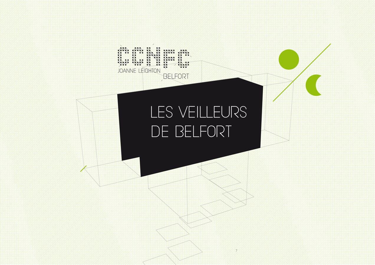 Les Veilleurs - logotype